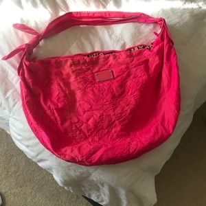 Marc by Marc Jacobs Hot Pink Nylon Tote